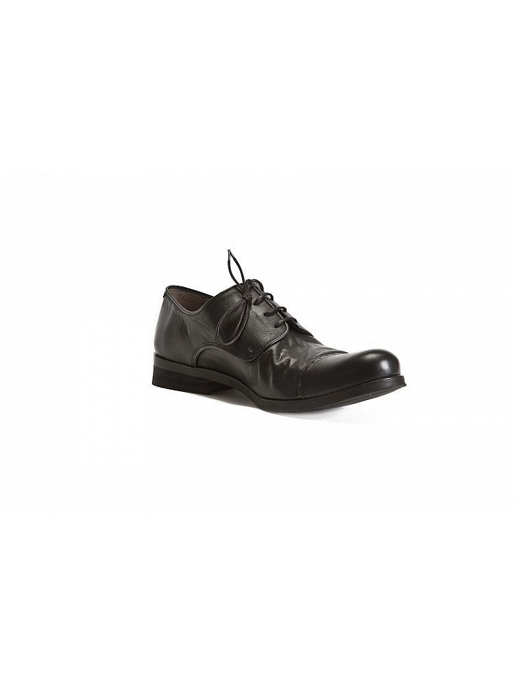 Мужские туфли Valuni shoes 7168/PREWASHBLACK