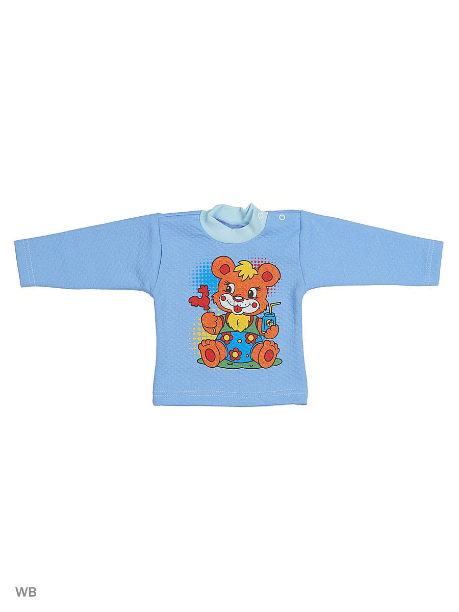 Водолазка Babycollection 5MmA-JM122(2)-KP/2/m/синий