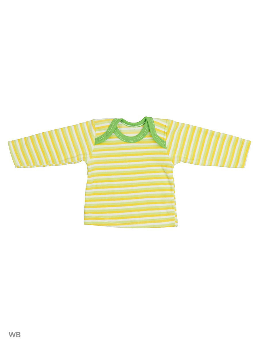 Водолазка Babycollection 5MmC-JM022-VL(pl)/m/желтый,зеленый