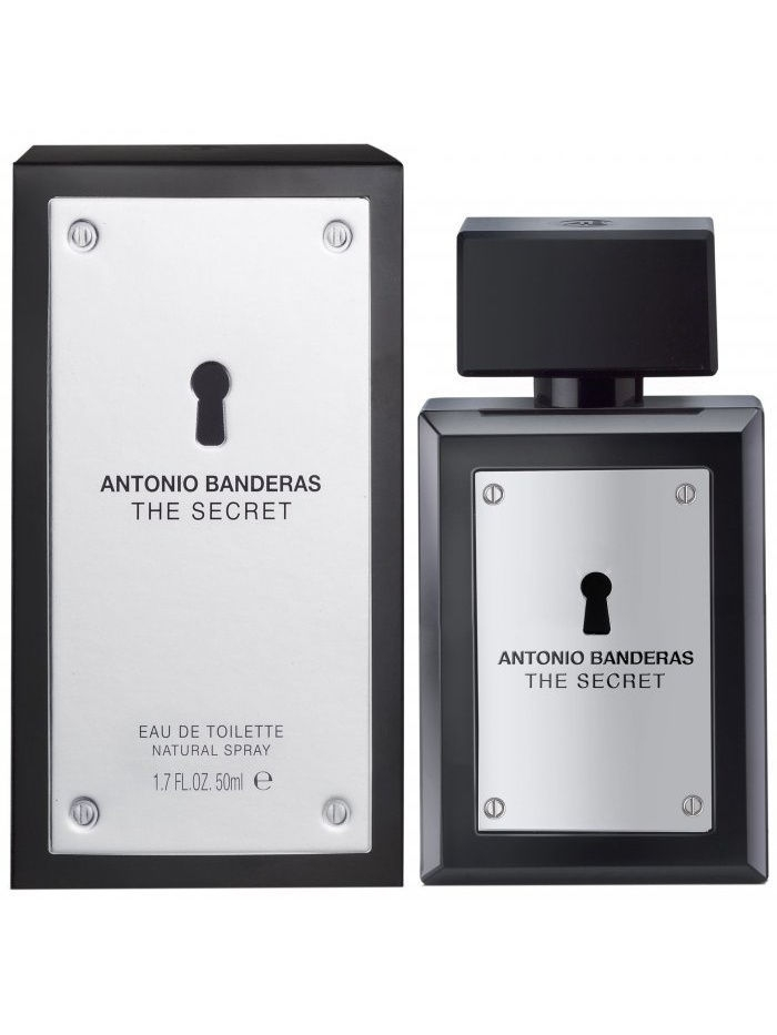 Туалетная вода ANTONIO BANDERAS The Secret men edt 50 ml antonio banderas her secret w edt 80 мл