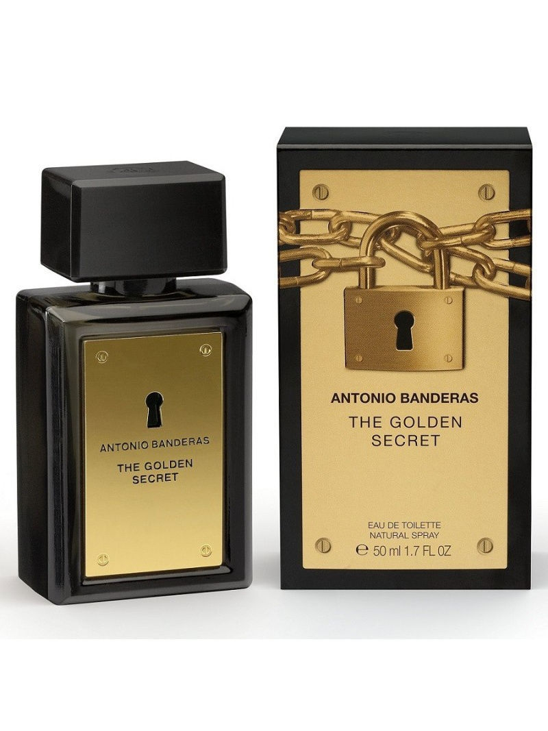 Туалетная вода ANTONIO BANDERAS Golden Secret man edt 50 ml точило chefs choice ch 317