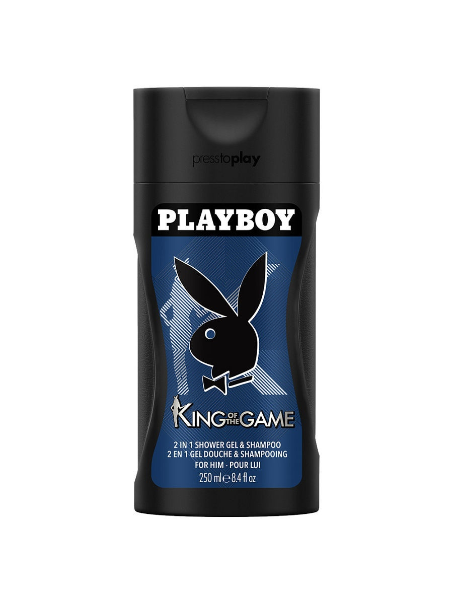 Дезодоранты PLAYBOY Playboy King Pby King Гель Для Душа 250 Мл playboy generation
