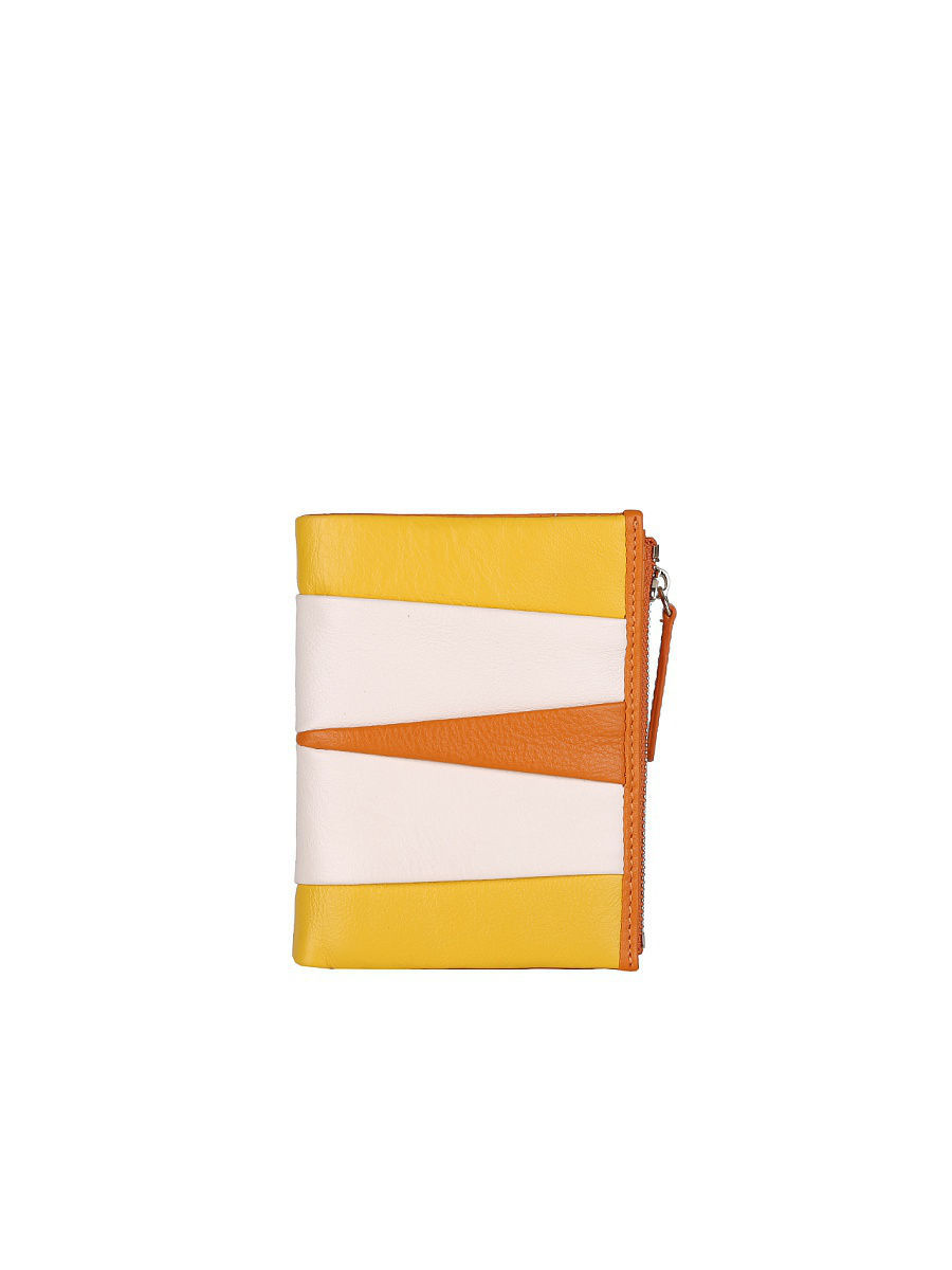 Кошелек Leo Ventoni L330907-orange/yellow/beige
