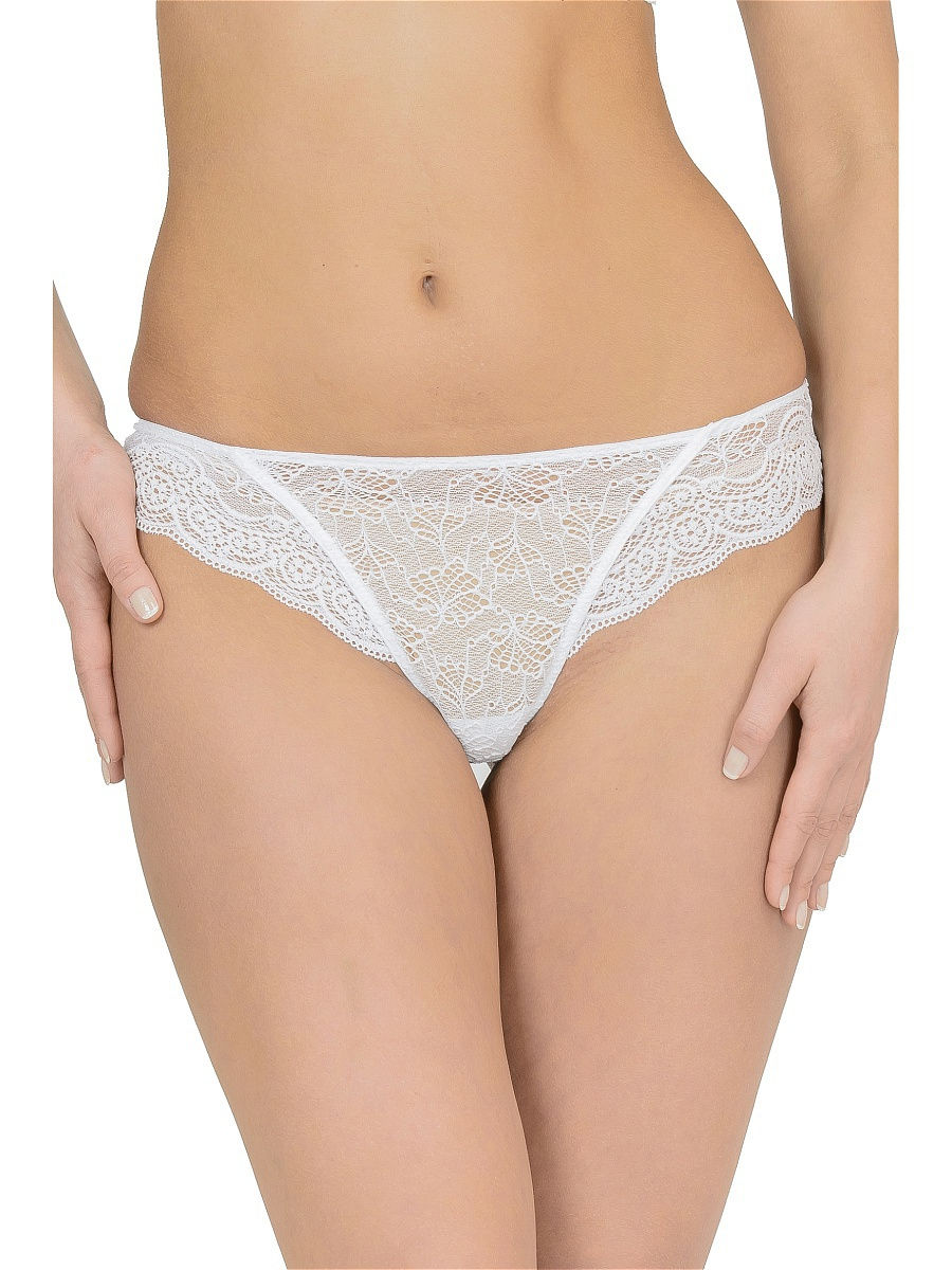 Женские трусы Lormar Holly_Brasiliana/bianco