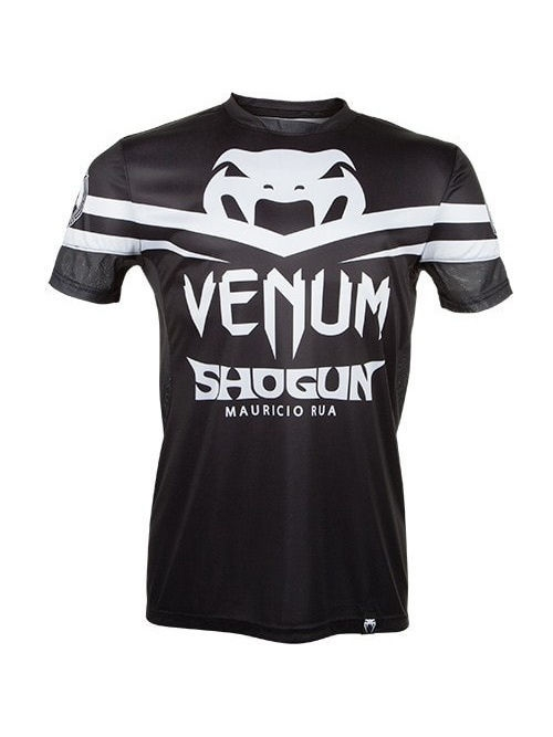 Футболка Venum Футболка Venum Shogun UFC Edition Black/Ice футболка assault ice