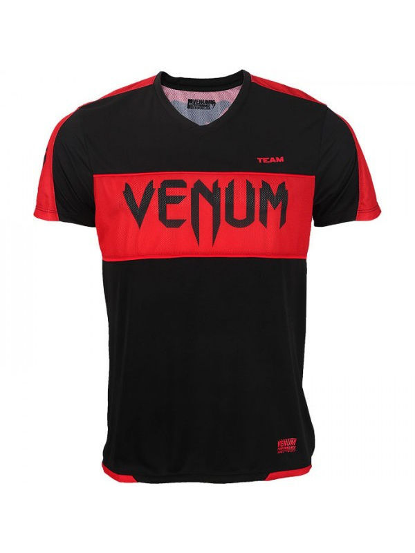 Футболка Venum Футболка Venum Competitor Dry Fit Red Devil футболка venum футболка venum tornado black cyan