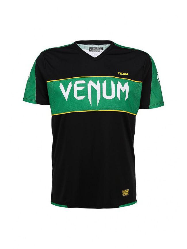 Футболка Venum Футболка Venum Competitor Dry Fit Brazil venum women body fit m