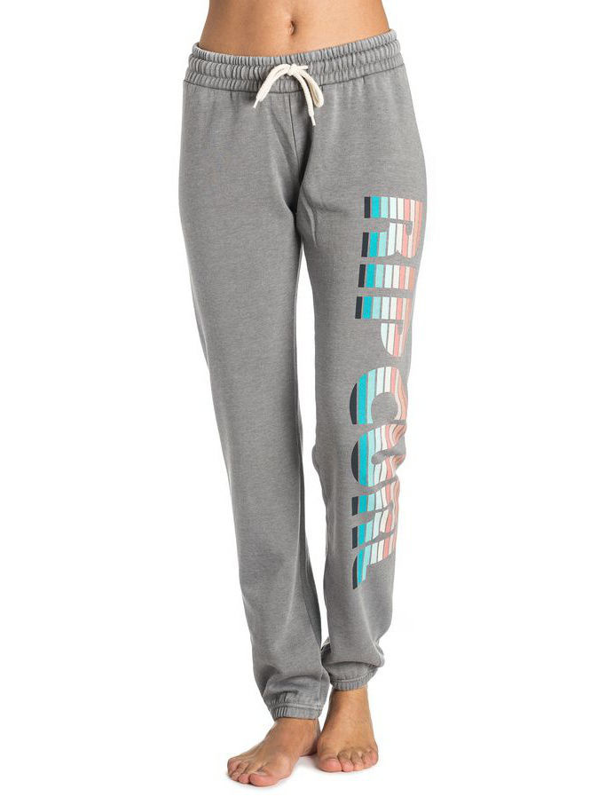 Брюки Rip Curl Брюки  ACTIVE LOGO TRACKPANT rip curl купальник sun and surf moulded tri