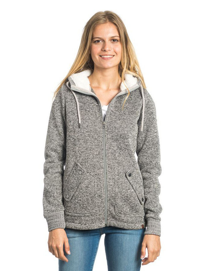 Толстовка ACTIVE HEATHER POLAR FLEECE Rip Curl GPOBE4/3217