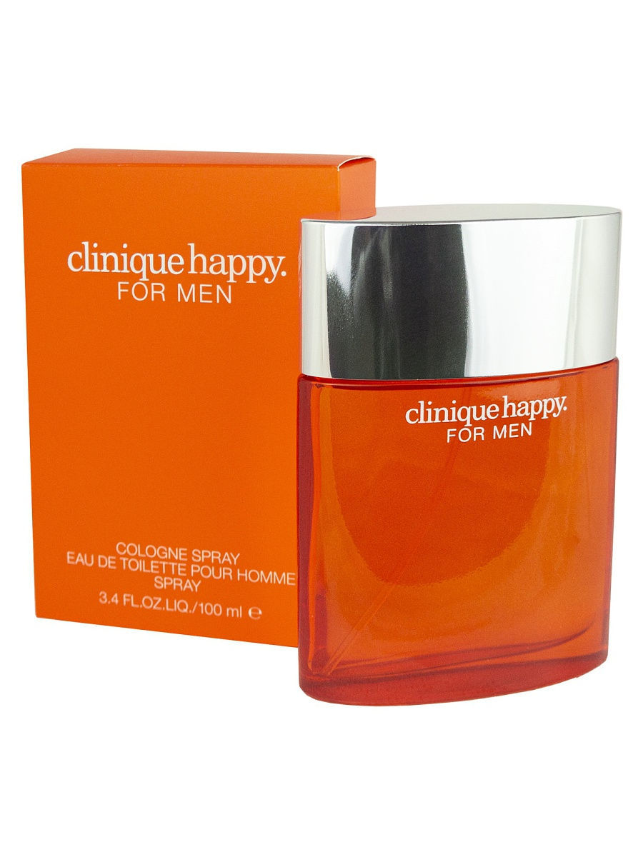 Одеколон Clinique Одеколон Happy For Men 100 Мл clinique happy for men дезодорант стик happy for men дезодорант стик