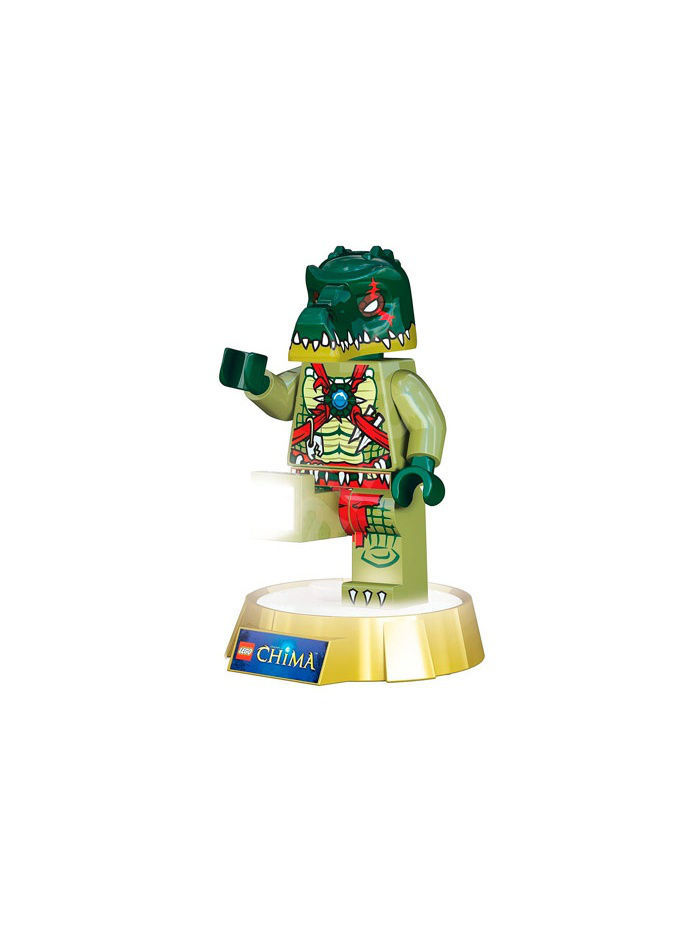 Ночники Lego. Игрушка-минифигура-фонарь LEGO Legends of Chima(Легенды Чимы)-Cragger (Краггер) на подставке set of clothes children girls boys baby clothing milk print 3pcs suit toddler kids christmas pajamas sleepwear top 2017 new