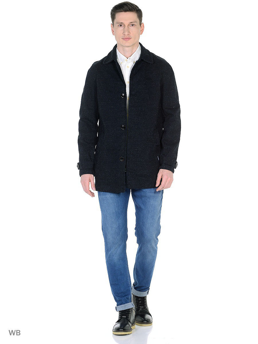 Пальто PEPE JEANS LONDON PM401279/000DENIM