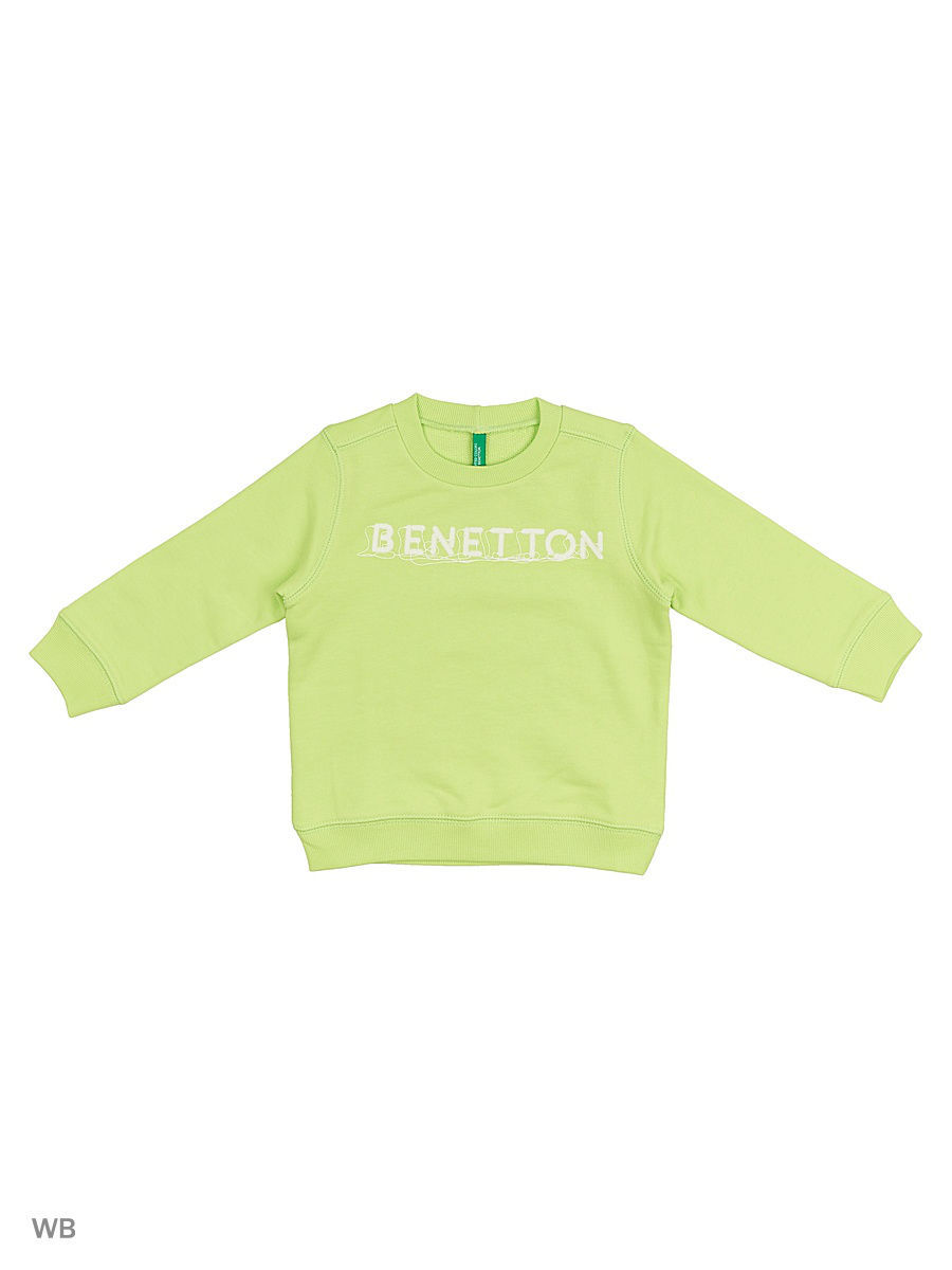Толстовка United Colors of Benetton (Юнайтед Колорс оф Бенеттон) 3J67C1330/321