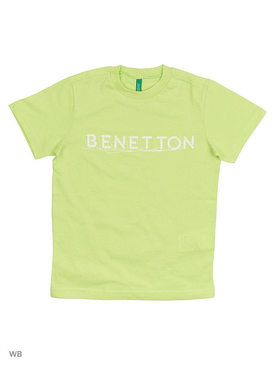 Футболка United Colors of Benetton (Юнайтед Колорс оф Бенеттон) 3U1LC1331/321