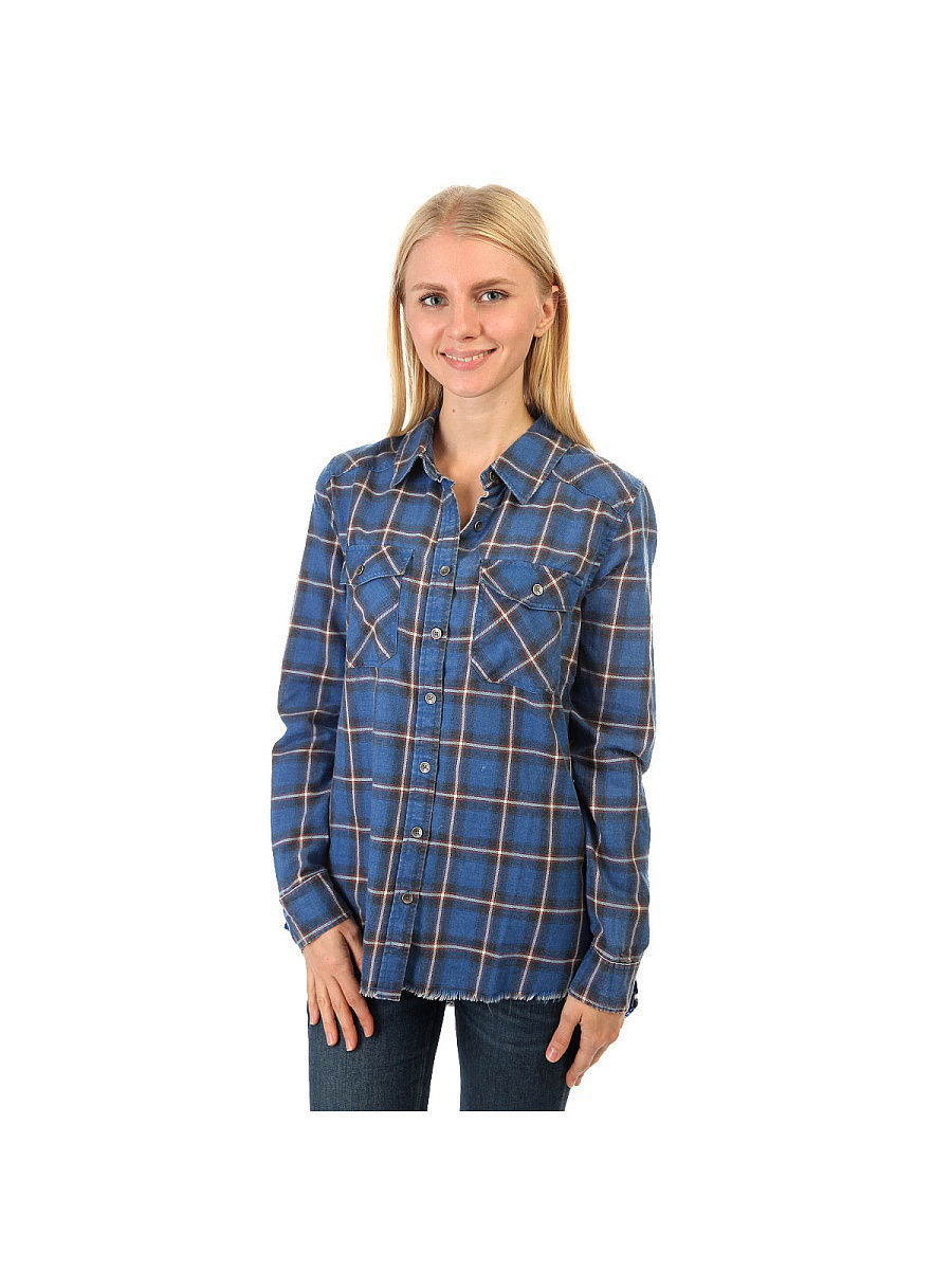 Рубашка ж FLANNEL FRENZY BILLABONG Z3SH02/4195