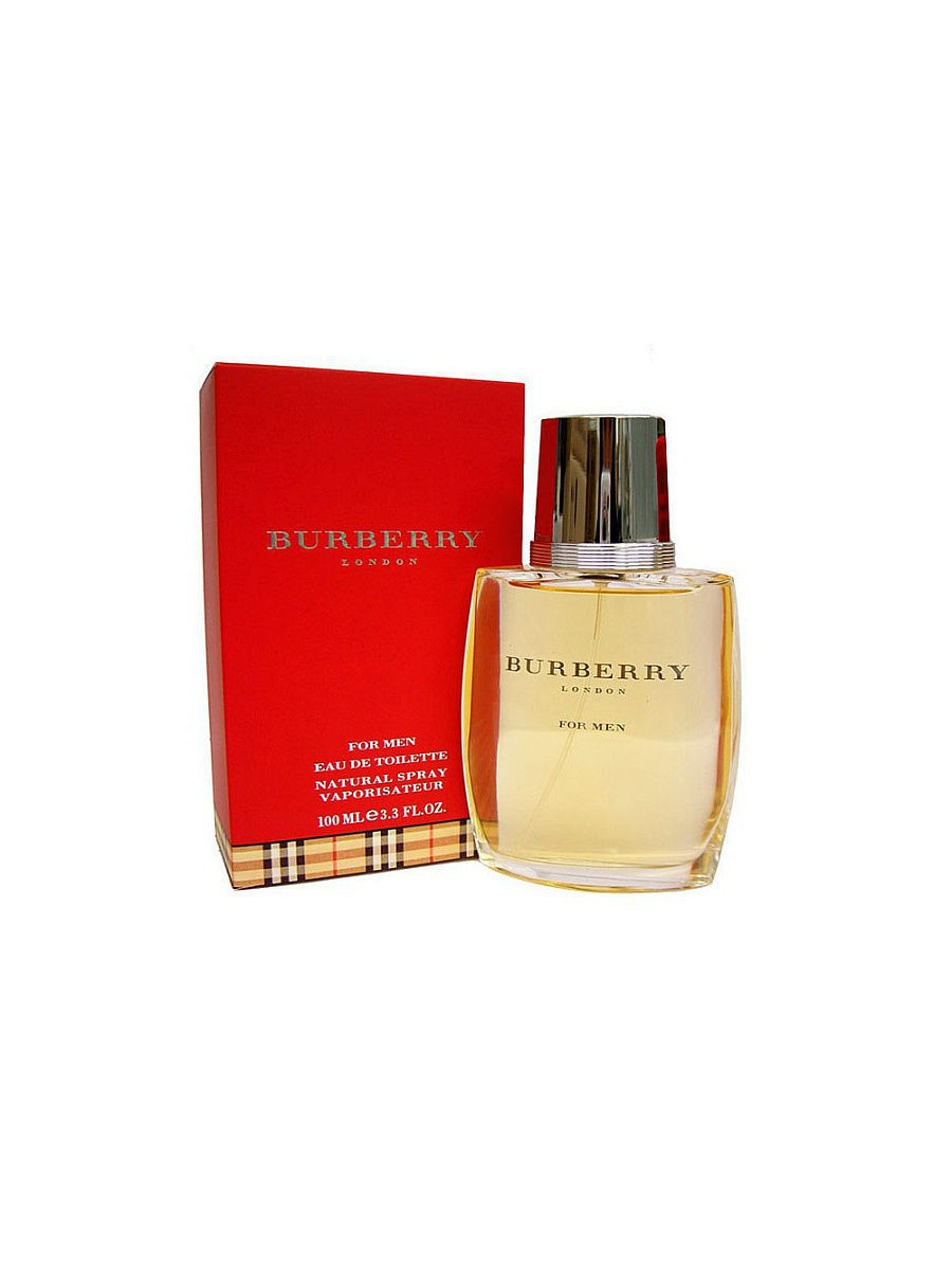 Туалетная вода BURBERRY London man edt 100 ml burberry body цена в рив гош