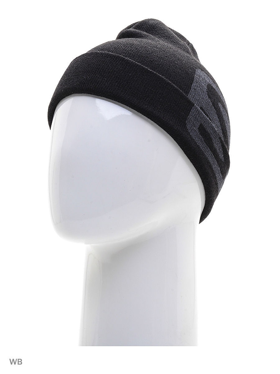 Шапка BIG FOURAX BEANIE BLACK SALOMON L39048700