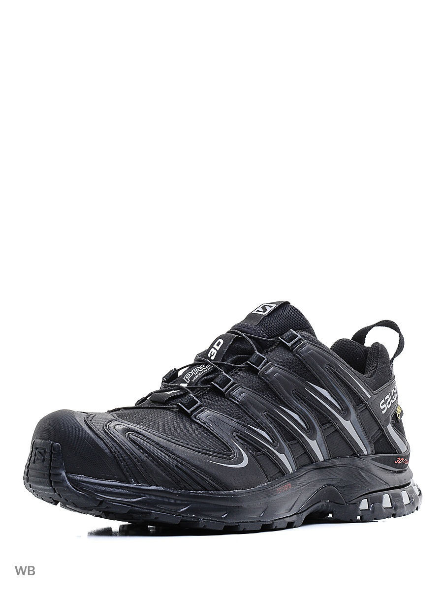 Кроссовки SHOES XA PRO 3D GTX BLACK/BLACK/PEWTER SALOMON L36678600