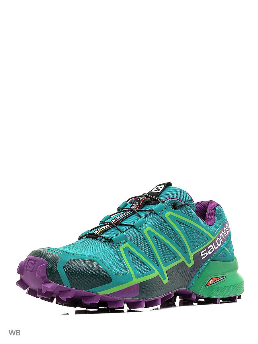 Кроссовки SHOES SPEEDCROSS 4 W Veridian G/GR/PASSI SALOMON L38310000