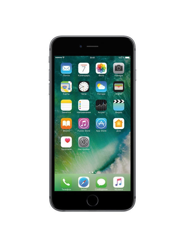Смартфон iPhone 6s Plus 32Gb серый