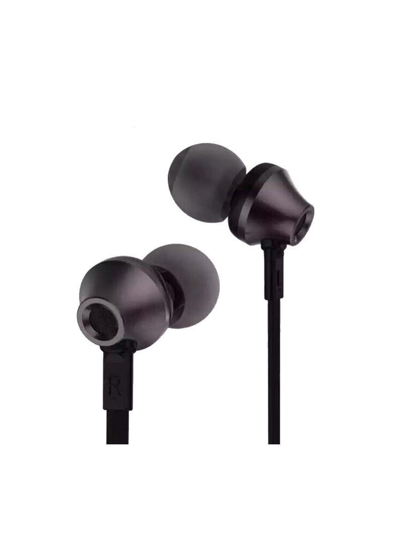 Аудио наушники REMAX Наушники Remax RM-610D Black remax rm 610d base driven high performance stereo earphone with microphone and in line control rm 610d