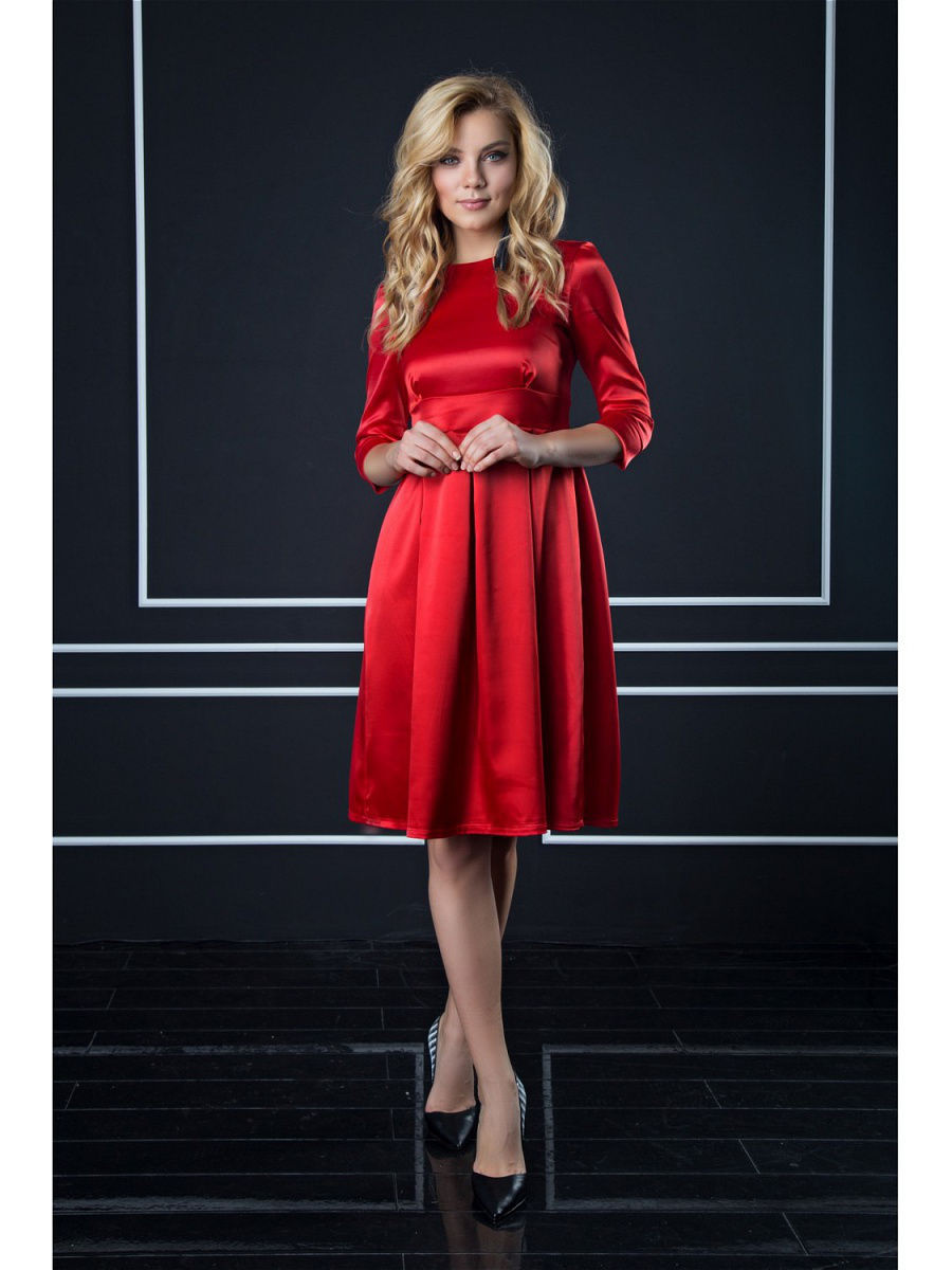 Платье Appledress DT33Red