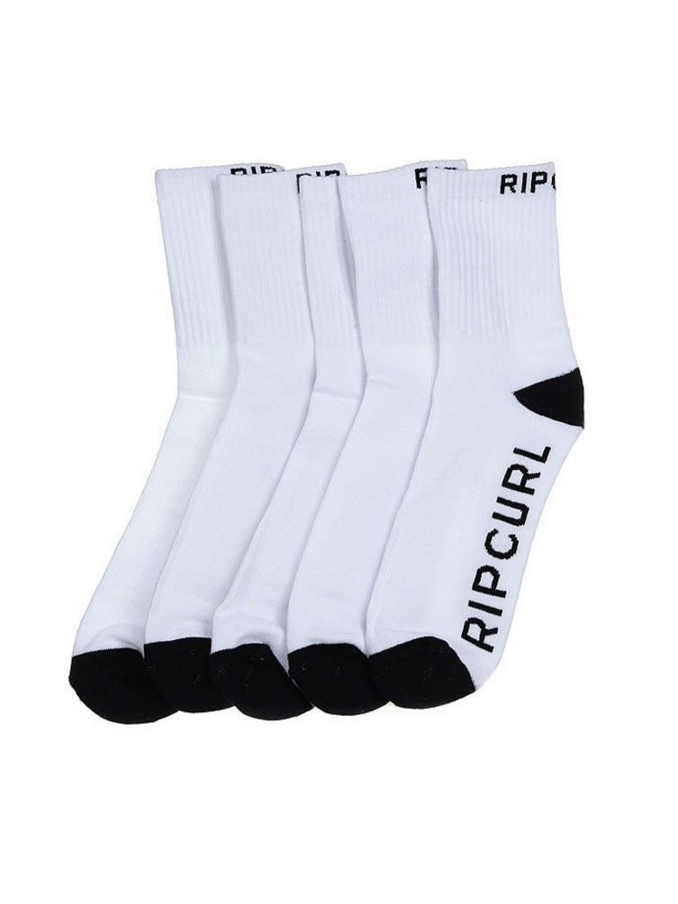 Носки 5 пар RIP MIX CREW SOCK-5PACK Rip Curl CSOAN1/1000