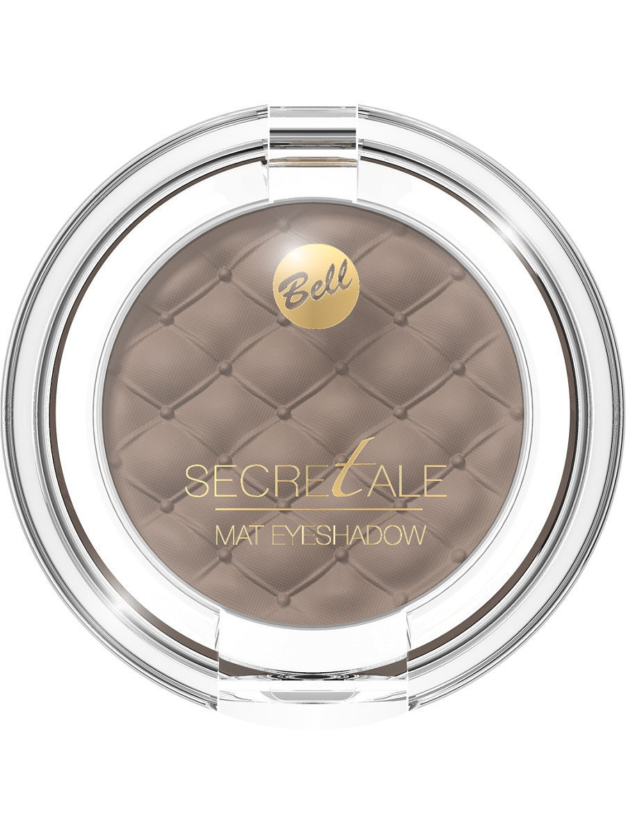 Тени Bell Bell Тени Для Век Матовые Secretale Mat Eyeshadow Тон 02 тени для век essence live laugh celebrate eyeshadow 02 цвет 02 having a good time variant hex name cad4cf