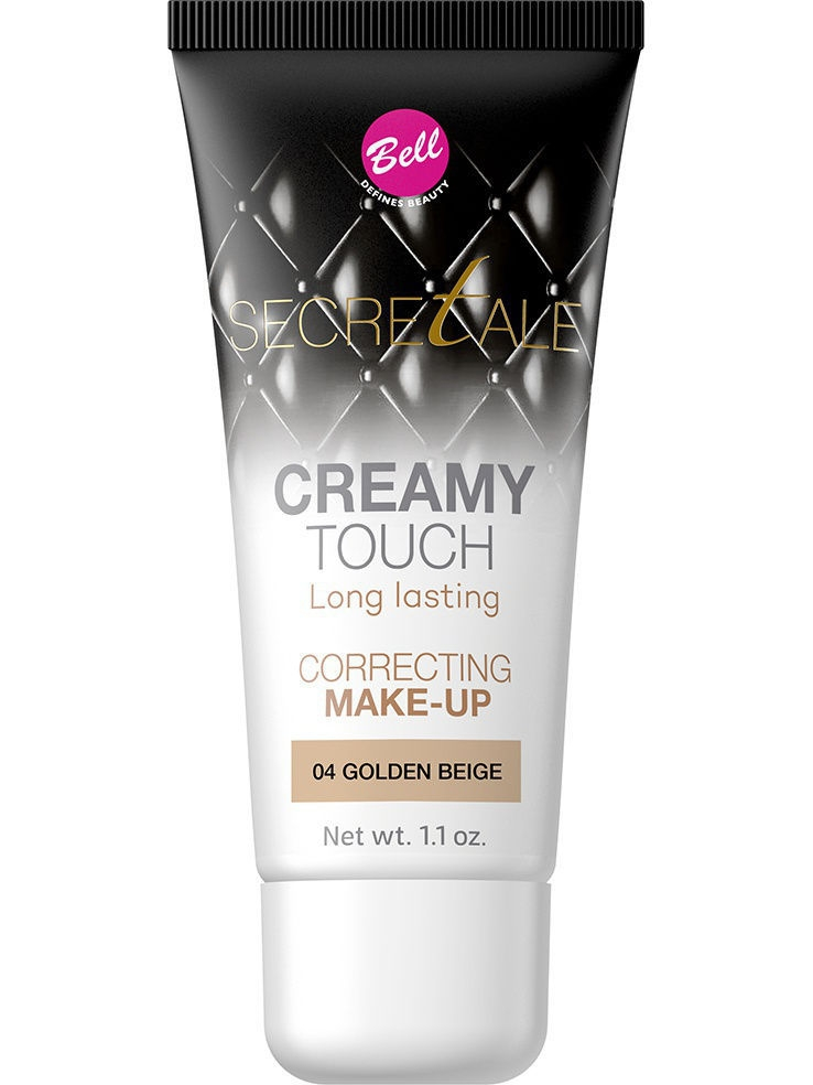 Тональный Крем Secretale Creamy Touch Correcting Make-up Тон 04