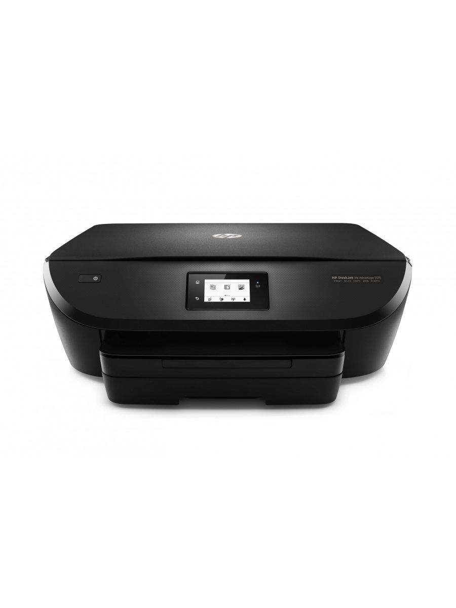 МФУ HP Струйный МФУ HP DeskJet Ink Advantage 5575 (G0V48C) A4 Duplex WiFi USB черный