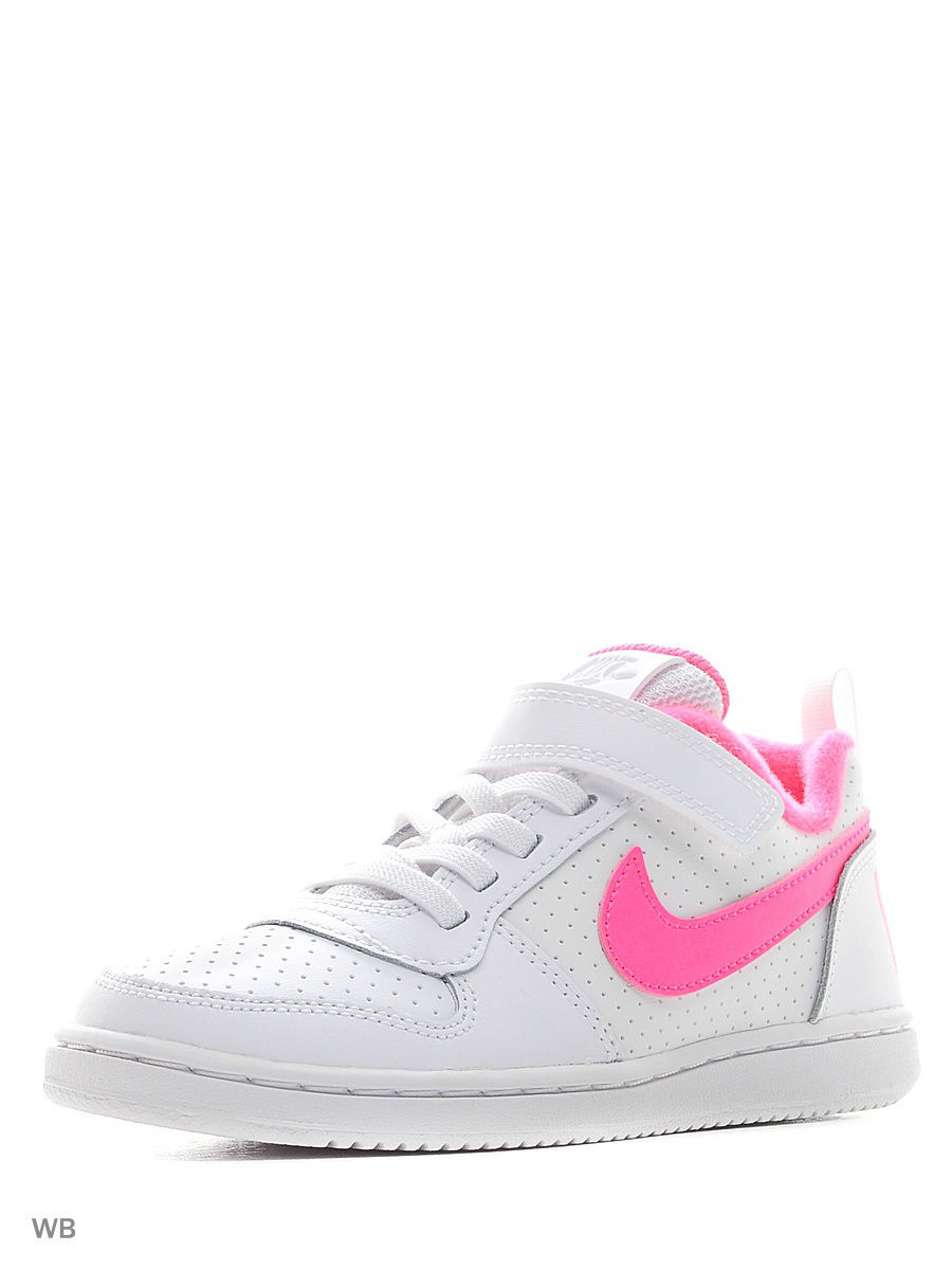 Кеды NIKE COURT BOROUGH LOW (PSV) 870028-100