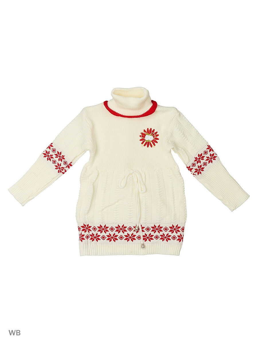 Платье Babycollection 6CR-239/d/молочный