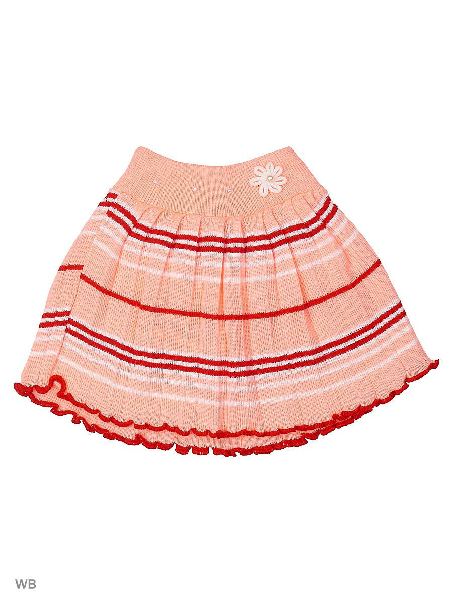 Юбка Babycollection 6CR-246/d/персиковый
