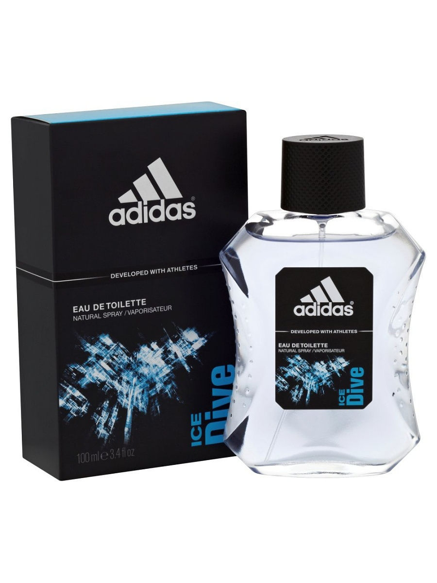 Туалетная вода Adidas Ice Dive edt 100 ml 2010 yr menghai chinese yunnan pu er tea pr21 big leaves material ripe tea high quality puerh cake slimming 357g