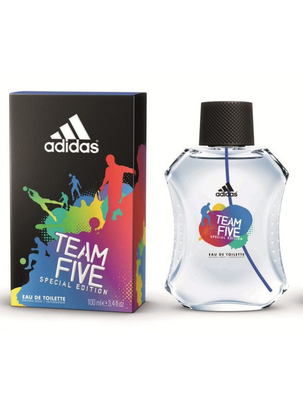 Туалетная вода Adidas Team Five men edt 100 ml