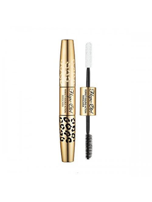 Туши Hope Girl Perfect Double Action Mascara. Тушь двойного действия Hope Girl туши alobon тушь alobon curve mascara черная 8 мл