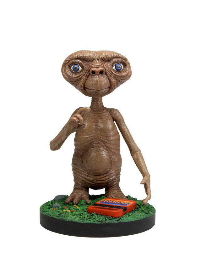 Фигурки Neca Фигурка E.T. Series 1 7 Extreme Headknocker фигурки neca фигурка the hunger games catching fire 7 series 1 finnick 3шт