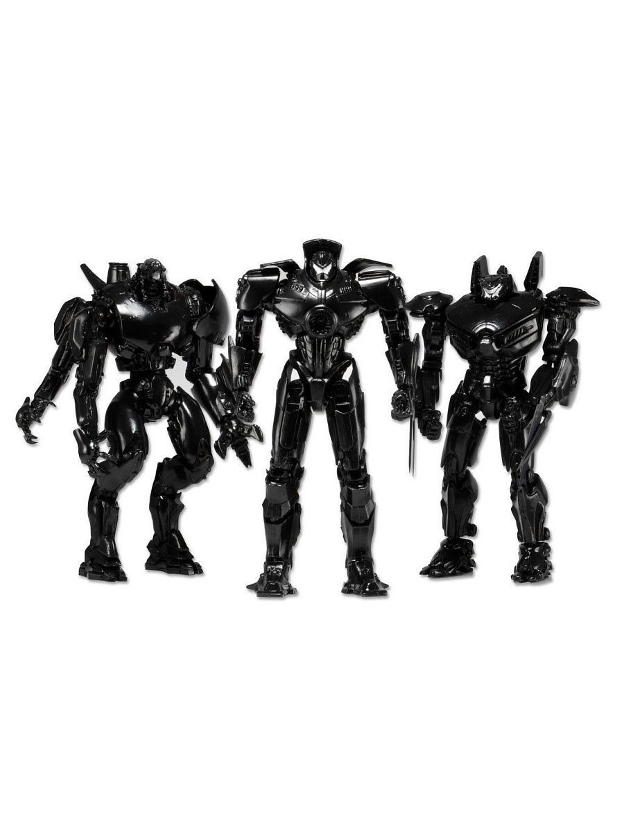 Фигурки Neca Фигурка Pacific Rim 7 SDCC 2014 - Gypsy, Striker, Typhoon 3pc Box Set эхолоты garmin эхолот striker 4 worldwide