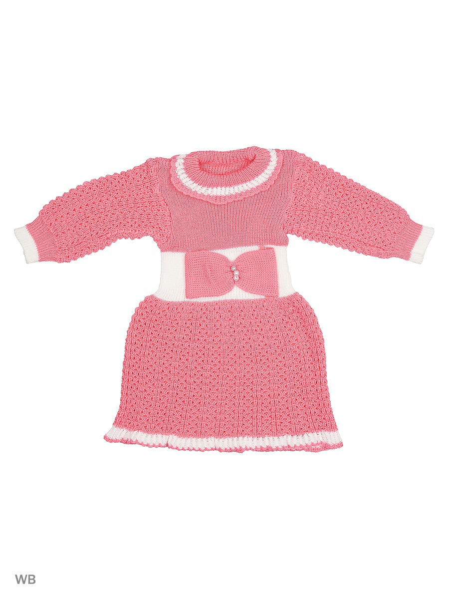 Платье Babycollection 7CR-265/d/розовый