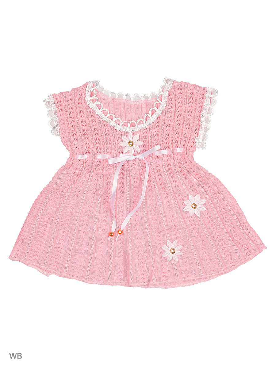 Платье Babycollection 7CR-276/d/розовый
