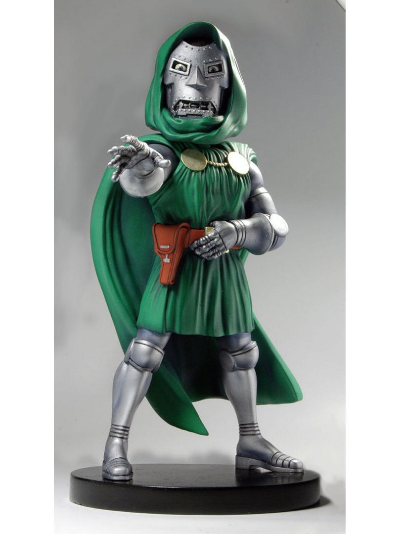 Фигурки Neca Фигурка Dr Doom 8 Head Knocker XL neca kontra bill
