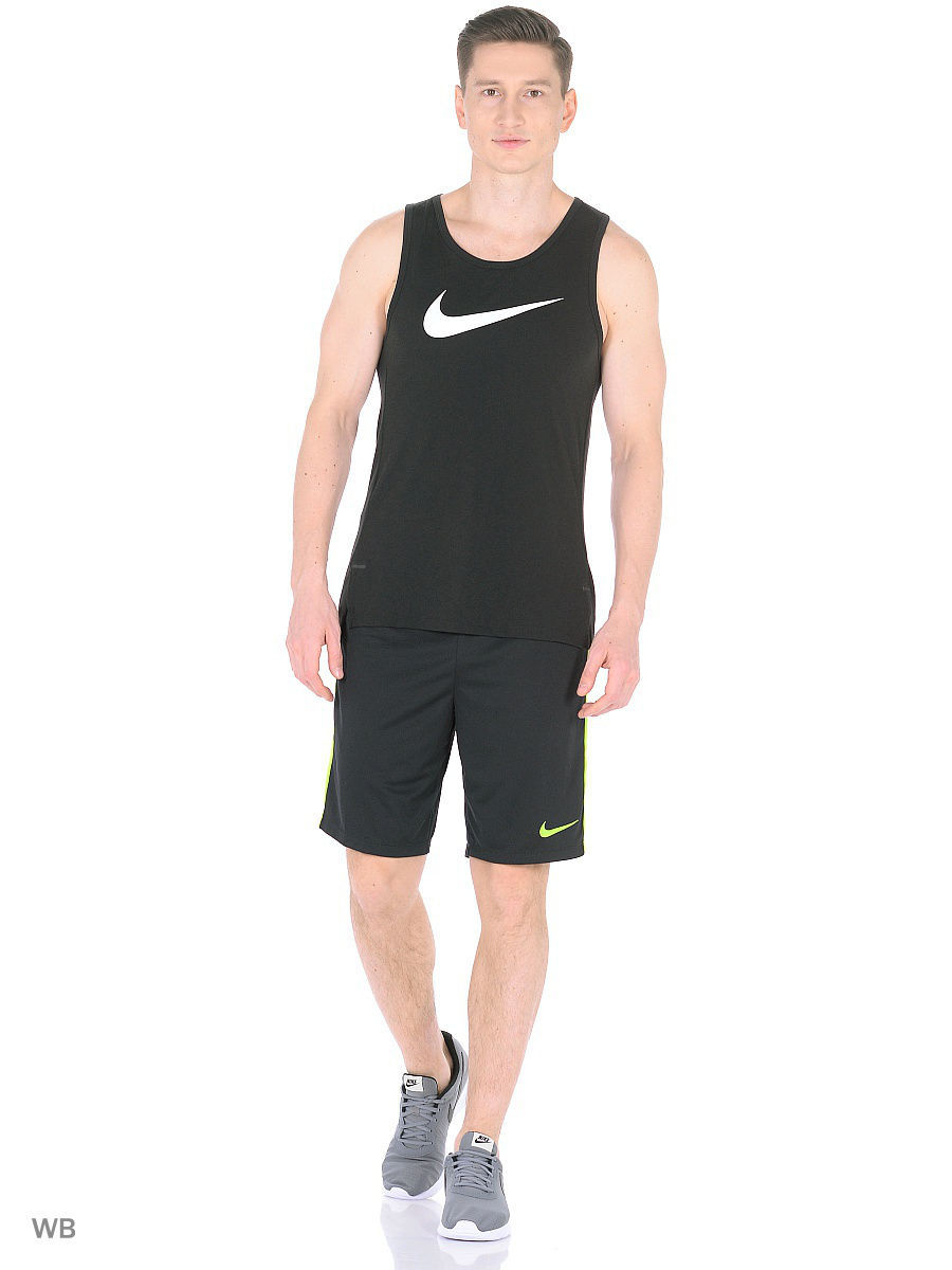 Майка M NK BRTHE TOP SL ELITE Nike 830951-010