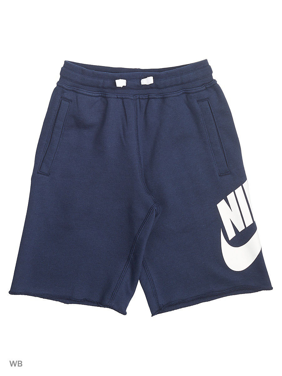 Шорты YA FT ALUMNI SHORT YTH Nike 728206-451