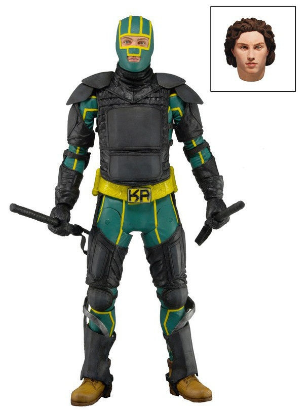 Фигурки Neca Фигурка Kick Ass 2 7 Series 2 - Armored Kick Ass /4шт in фигурки neca фигурка the hunger games catching fire 7 series 1 finnick 3шт