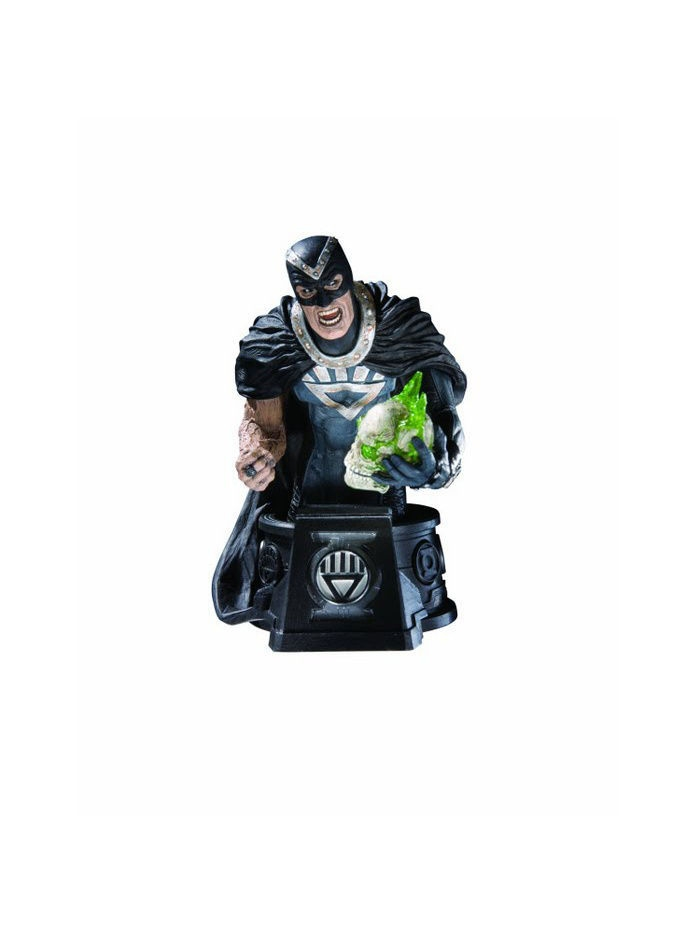 Фигурки Neca Фигурка Heroes Of The DC Universe Blackest Night - Black Hand Bust 5.5 heroes