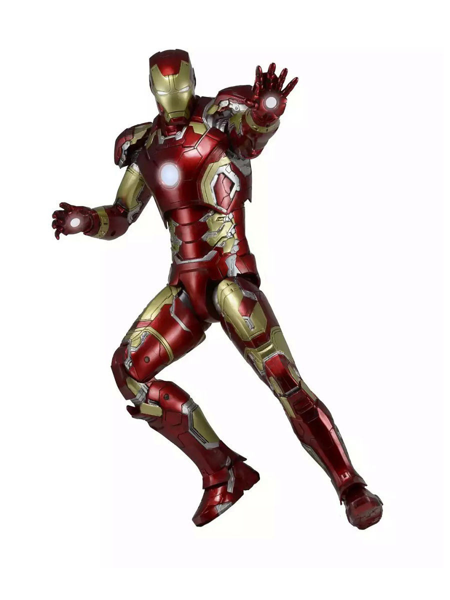 Фигурки Neca Фигурка Avengers: Age of Ultron - 1/4 Scale Figure - Iron-Man Mark 43 uncanny avengers volume 4