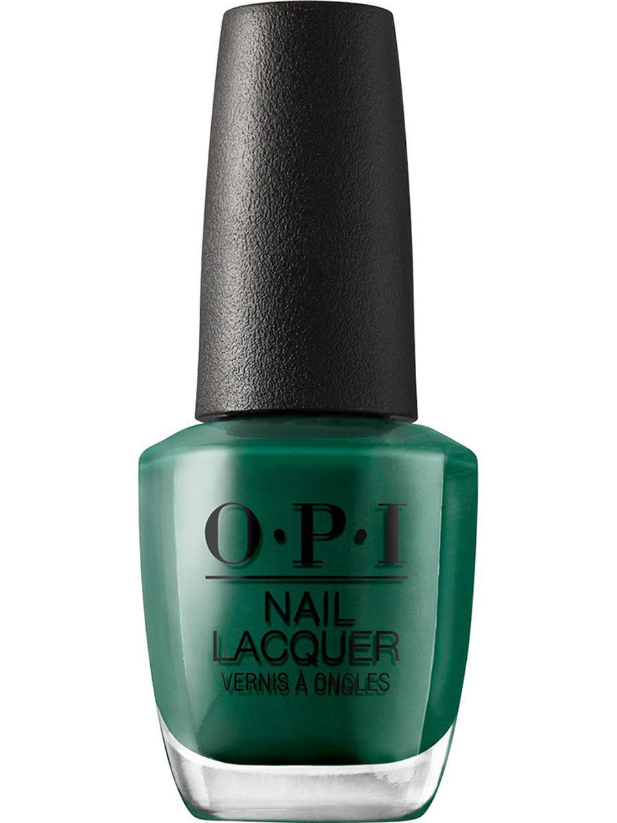Лаки для ногтей OPI Opi Лак для ногтей Stay Off the Lawn!!, 15 мл