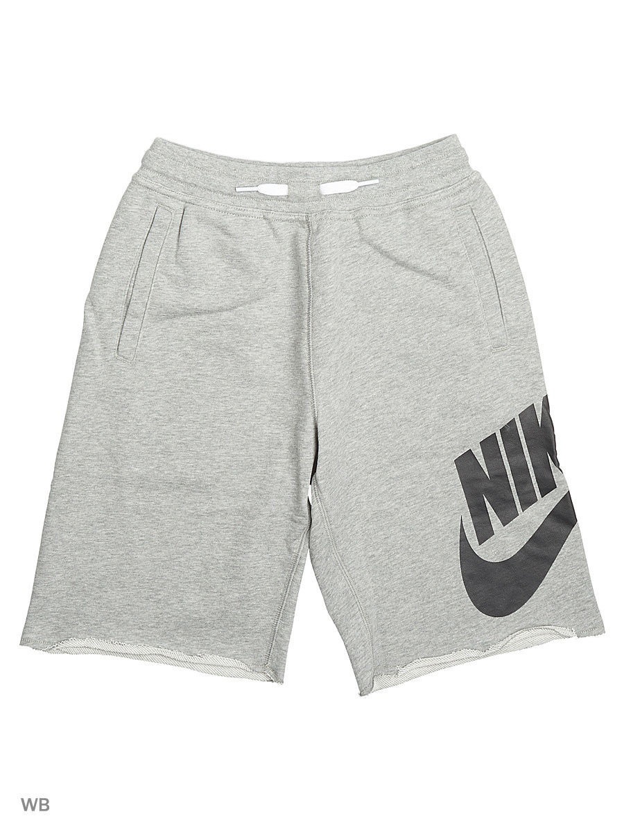 Шорты YA FT ALUMNI SHORT YTH Nike 728206-063