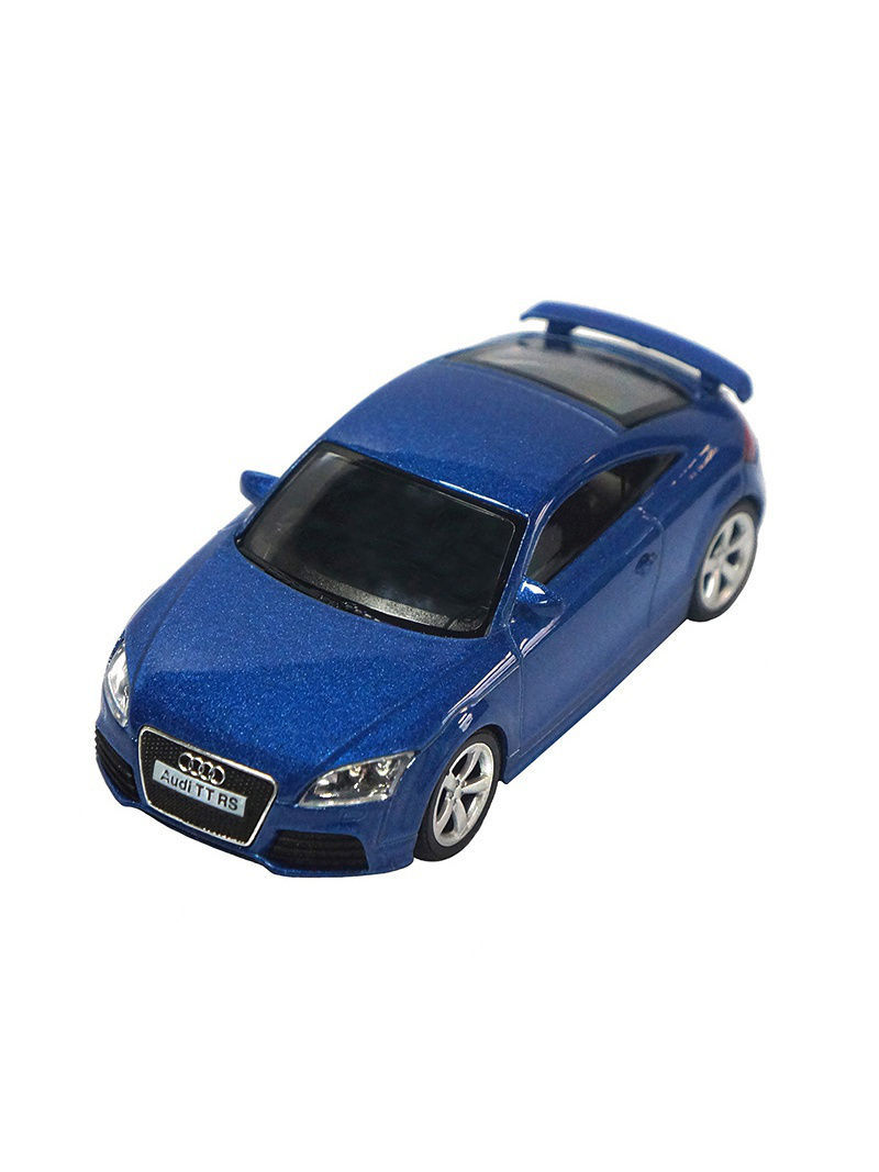 Машинки Pit Stop Машинка Audi TT Coupe, Синяя (1:43) (PS-444004-B) audi coupe quattro купить витебск
