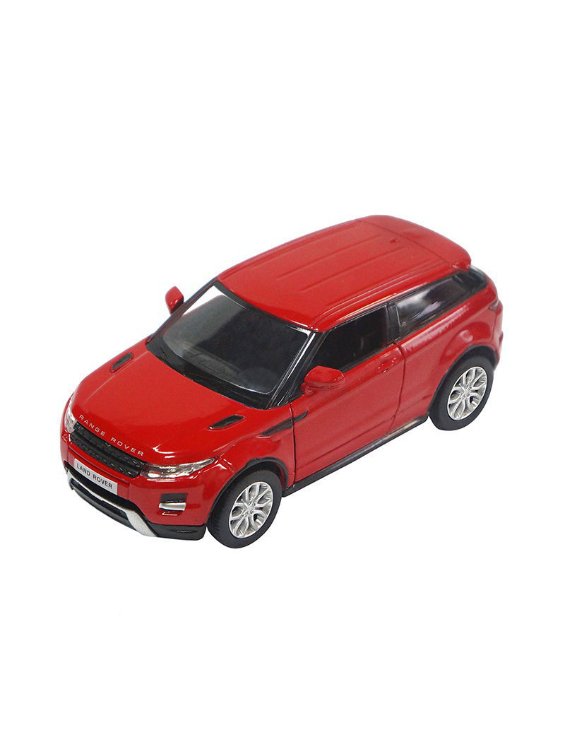 Машинки Pit Stop Машинка Инерционная Land Rover Range Rover Evoque, Красная (1:32) (PS-554008-R) машинки pit stop машинка porsche cayenne turbo красная 1 43 ps 444012 r